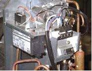 Фото 1. Пример установки регулятора